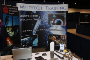 Customized weldtech training