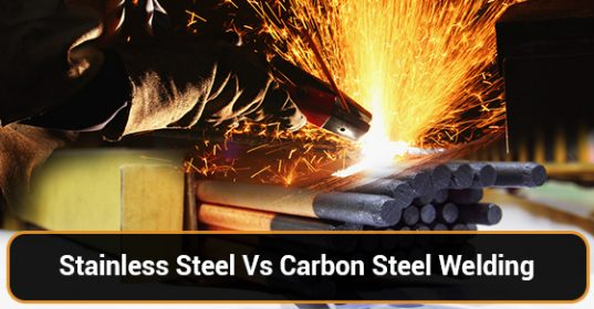 Stainless Steel Vs Carbon Steel Welding